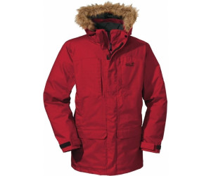 Jack Wolfskin Anchorage Parka Men Indian Red ab 370,37