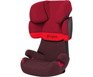 cybex solution x rumba red ab 138 50 preisvergleich. Black Bedroom Furniture Sets. Home Design Ideas