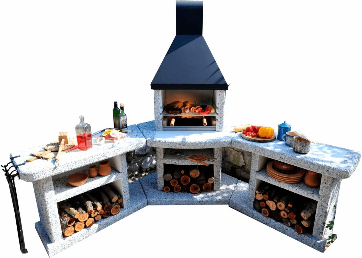 Außenküche Mit Backofen : Auswander tagebuch traditionell kochen in der außenküche
