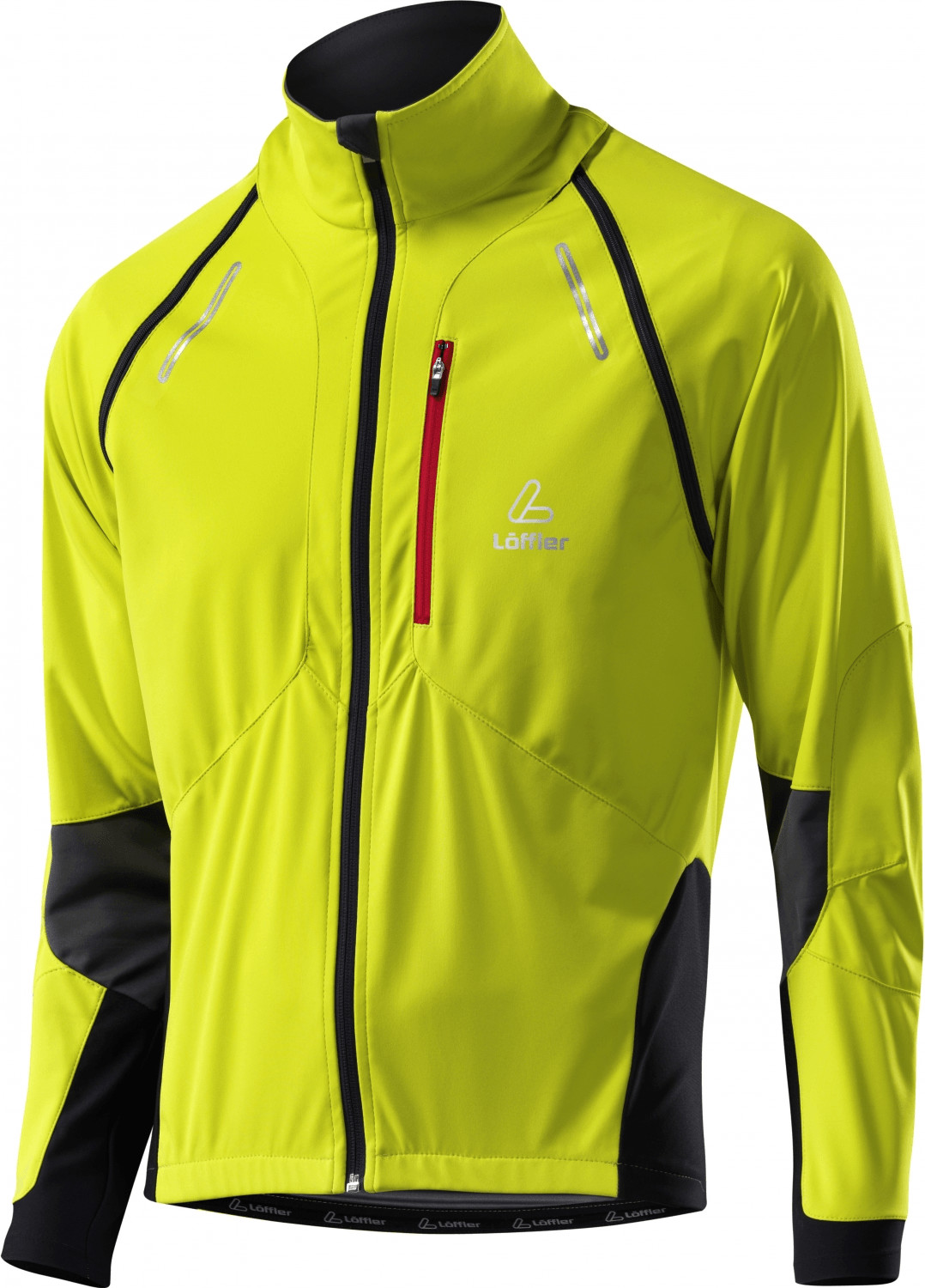 Löffler Bike Zip Off Jacke WS Softshell Light ab € 99,95