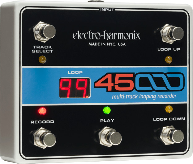 Image of Electro Harmonix 45000 Foot Controller