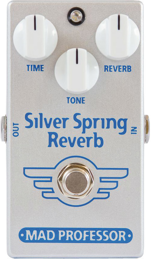 Image of Mad Professor Silver Spring Reverb
