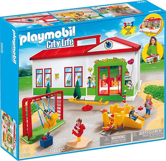Playmobil City Life - Kinderbetreuung (5606)