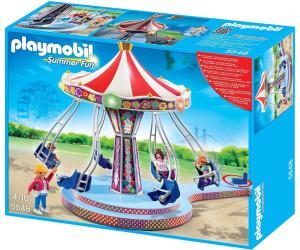 playmobil summer fun kettenkarussell 5548 ab 27 99. Black Bedroom Furniture Sets. Home Design Ideas