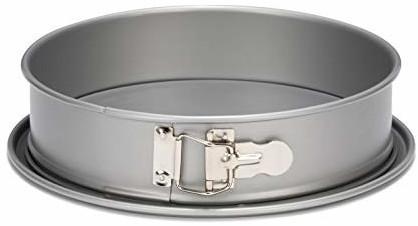 Patisse Springform Silver-Top Ø 26 cm, Silikongriffe