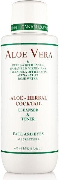 Canarias Aloe Herbal Cocktail (400ml)