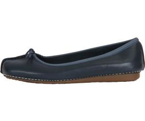 Clarks Freckle Ice navy leather ab 44,39 € | Preisvergleich