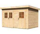 Gartenhaus Mit Fußboden 3x3m ~ Gartenhaus wandstärke 28 mm preisvergleich günstig bei idealo kaufen