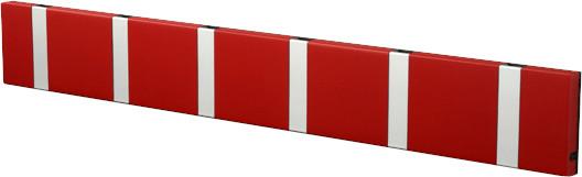 LoCa Knax Waagerecht 6 rot