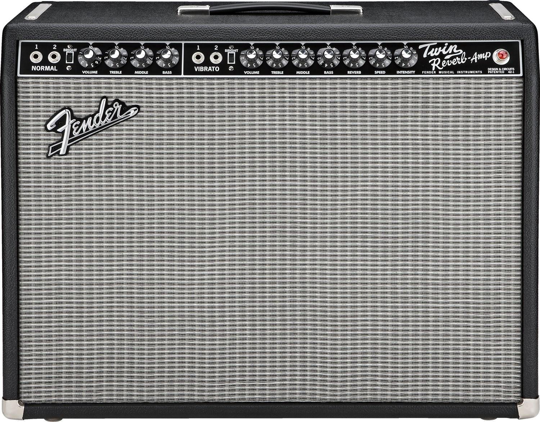 Image of Fender 65 Twin Reverb Black