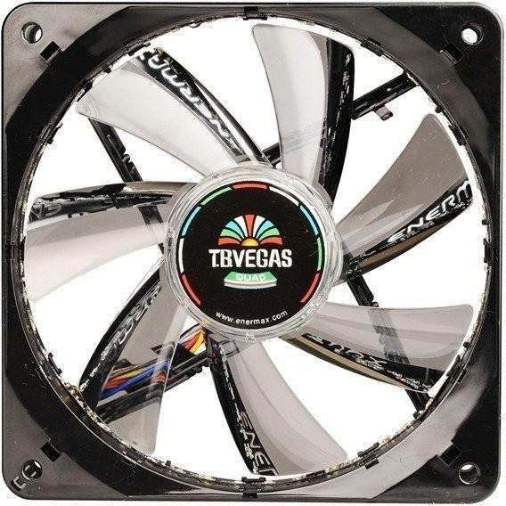 Enermax T.B. Vegas Quad 120mm (UCTVQ12P)