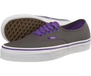 Vans Authentic Pop pewter electric purple. Vans Authentic b2ed7ad8232