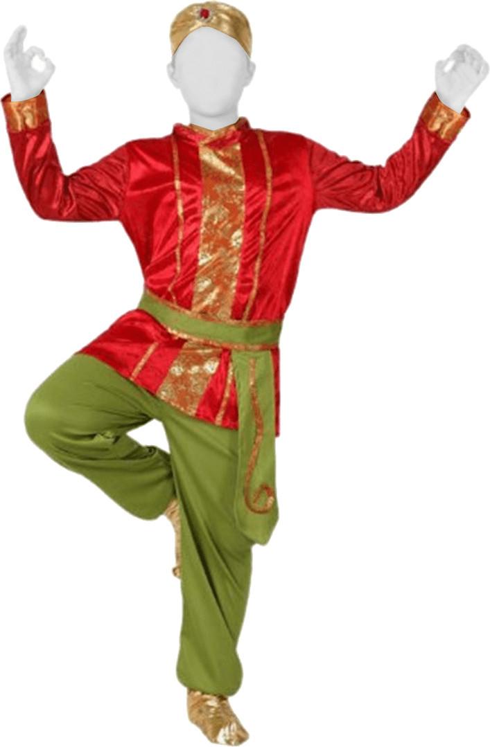 Atosa Verkleidung Hindu Jungen