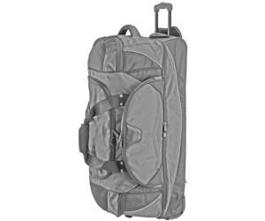 dermata reisetasche auf rollen mit rucksackfunktion 3462ny schwarz ab 129 00. Black Bedroom Furniture Sets. Home Design Ideas