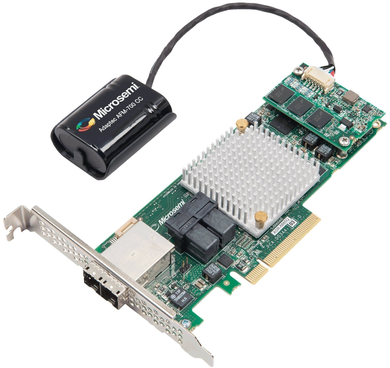 Image of Adaptec 8Q RAID 8885Q