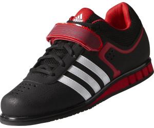 ADIDAS Adipower Weightlift Gewichtheber Schuhe Gr. 44 Schwarz Rot