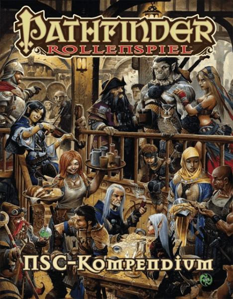 Ulisses Spiele Pathfinder NSC-Kompendium