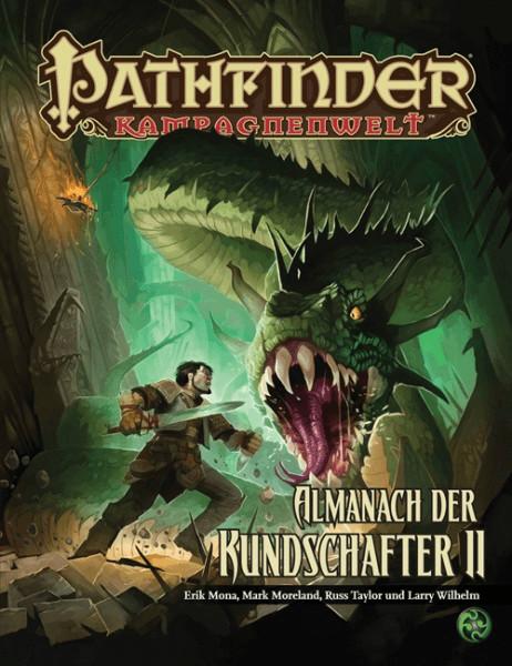 Ulisses Spiele Pathfinder Almanach der Kundschafter 2