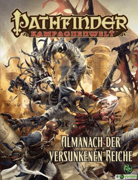Ulisses Spiele Pathfinder Almanach der versunkenen Reiche