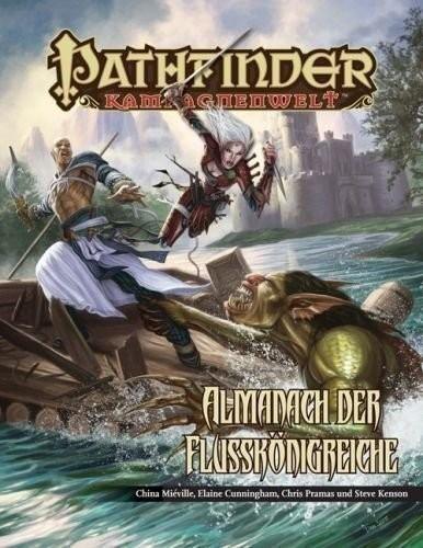 Ulisses Spiele Pathfinder Almanach der Flusskönigreiche