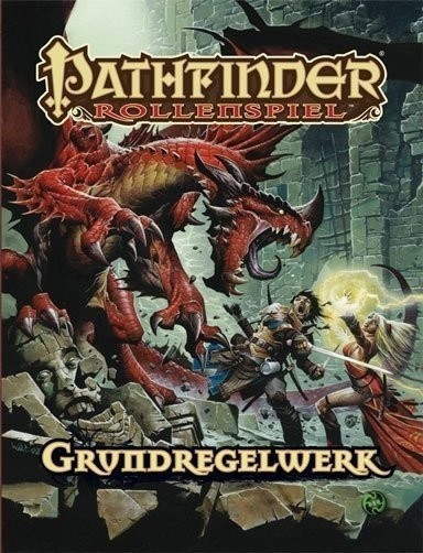 Ulisses Spiele Pathfinder: Grundregelwerk