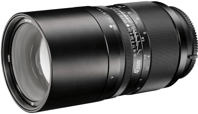 Image of Handevision Ibelux 40mm f0.85 Fuji X