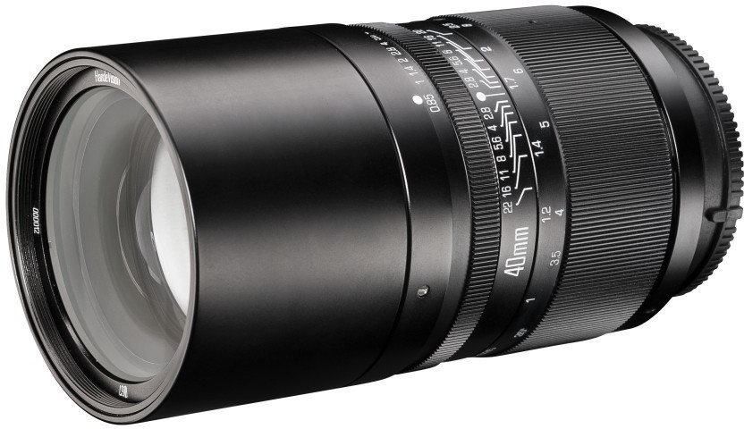Image of Handevision Ibelux 40mm f0.85 Micro Four Thirds