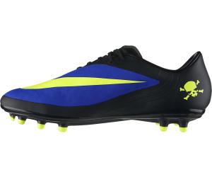 Nike Hypervenom Phatal FG hyper blue/black/volt