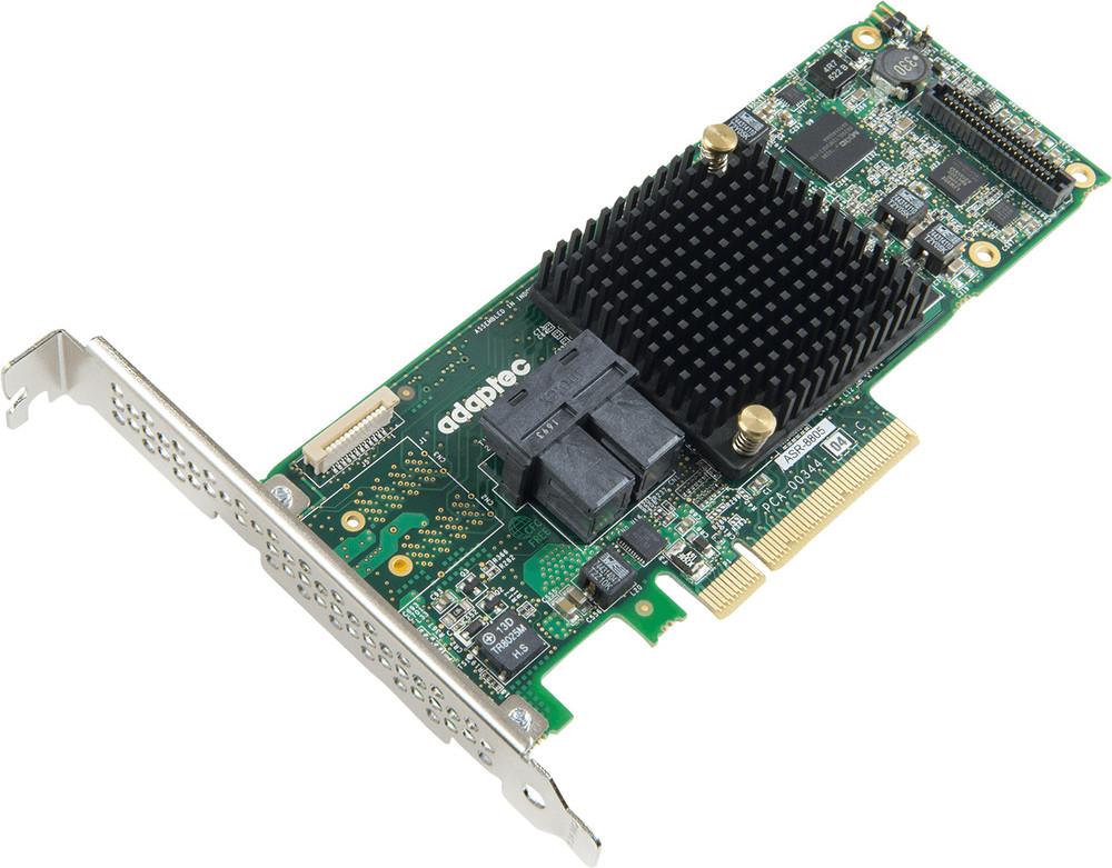 Image of Adaptec 8 RAID 8805