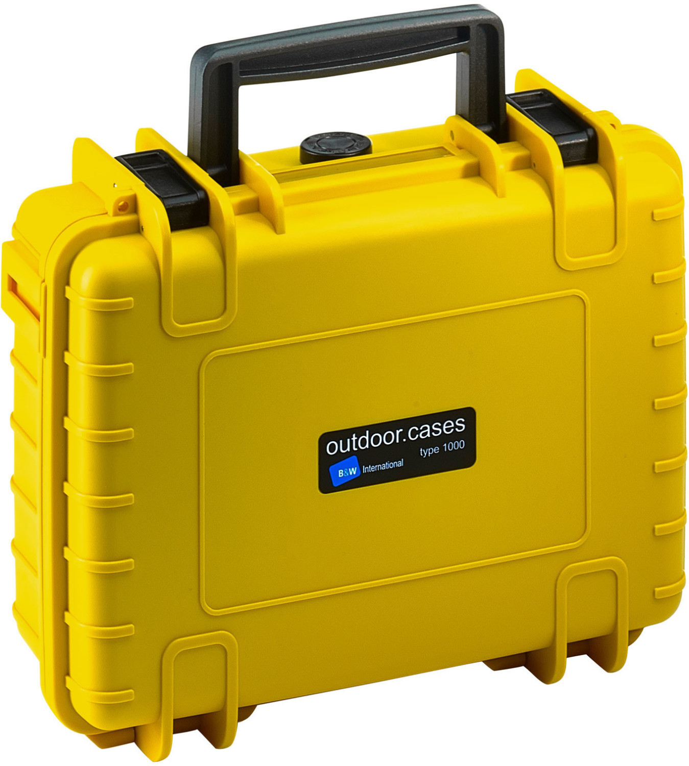 Image of B&W Outdoor Case Type 1000 incl. SI yellow