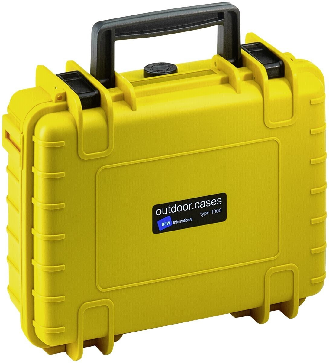 Image of B&W Outdoor Case Type 1000 incl. RPD yellow
