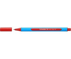 Kappenmodell Schneider Schreibger/äte Kugelschreiber Slider Memo XB blau 10x blau