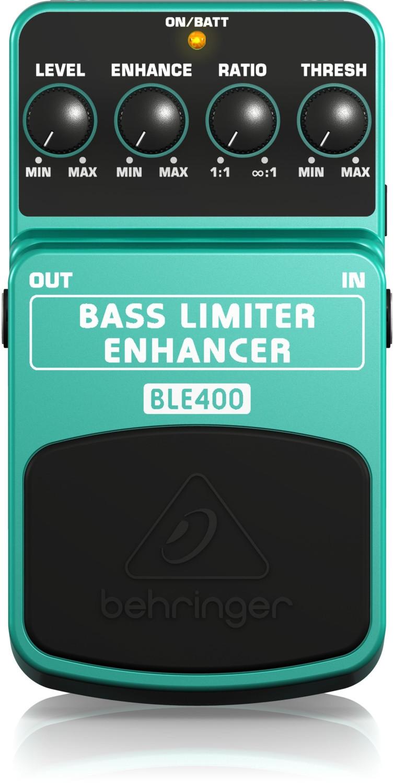 Image of Behringer Bass Limiter Enhancer BLE 400