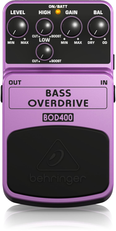 Image of Behringer Bass Overdrive BOD400