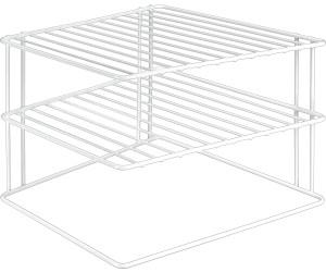 metaltex silos eck schrankeinsatz 2 etagen 25 x 19 cm ab 6. Black Bedroom Furniture Sets. Home Design Ideas