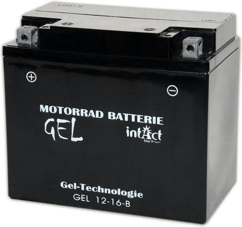 intAct Bike-Power Gel 12V 19Ah (Gel12-16-B)
