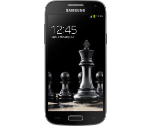 samsung galaxy s4 mini black edition ab 169 99 preisvergleich bei. Black Bedroom Furniture Sets. Home Design Ideas