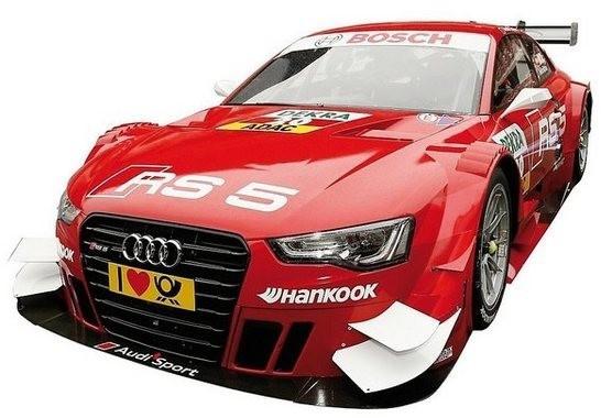 Siku Audi RS 5 DTM Set