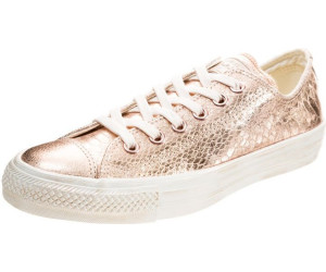 Converse Chuck Taylor All Star Ox - rose gold/white (542439C) ab 34 ...