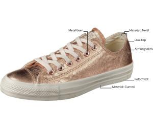 Schuhe Converse Chucks All Star rosegold wie neu!