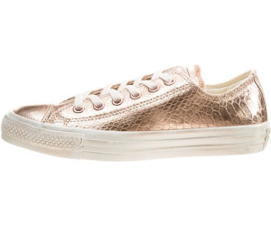 4a6fd21ff048fa Buy Converse Chuck Taylor All Star Ox - rose gold white (542439C ...