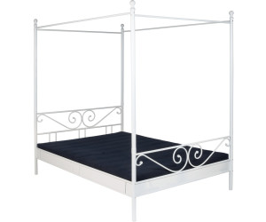 reality reality himmelbett manege metall 180x200cm ab 99 00 preisvergleich bei. Black Bedroom Furniture Sets. Home Design Ideas