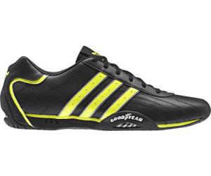 Adidas AdiRacer Low blackneon yellow au meilleur prix sur