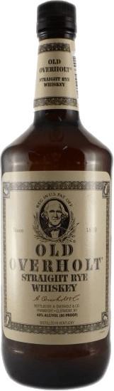 Old Overholt Straigth Rye 1l 40%