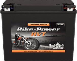 intAct Bike Power HVT-06 12V 22Ah