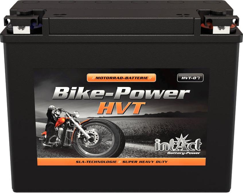 intAct Bike Power HVT-07 12V 28Ah