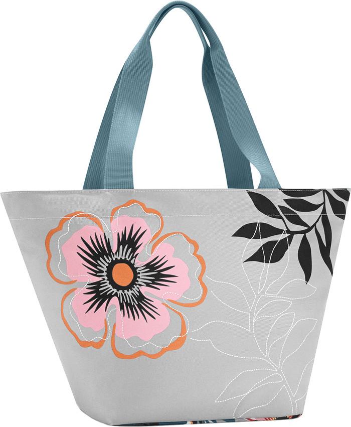 Reisenthel Shopper M special edition flower