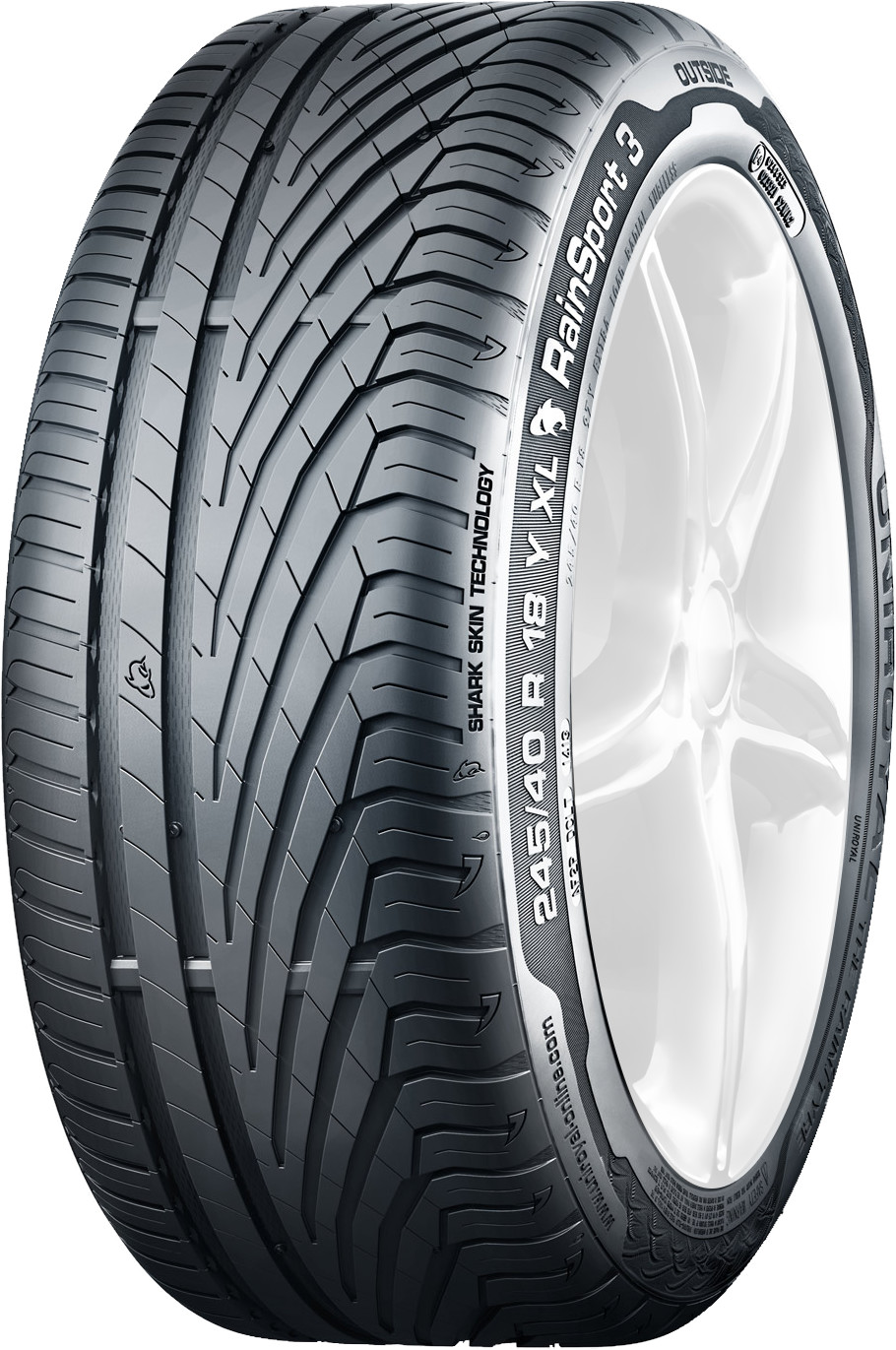 Uniroyal RainSport 3 255/30 R19 91Y