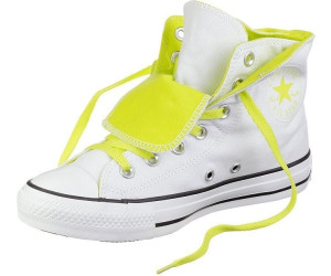 Converse All Star CTAS Two Fold Hi - white/citronelle (542590C)