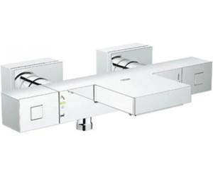 grohe grohtherm cube 34497000 au meilleur prix sur. Black Bedroom Furniture Sets. Home Design Ideas